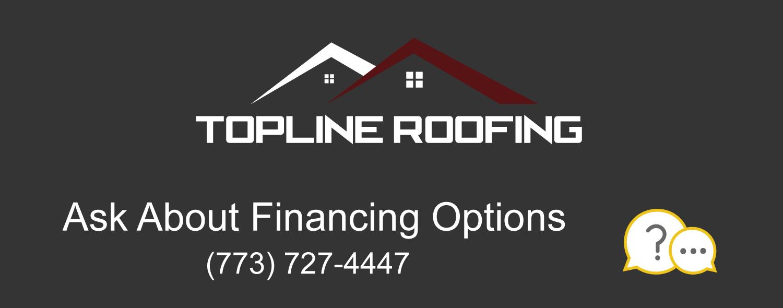TOPLINE roofing contractors banner